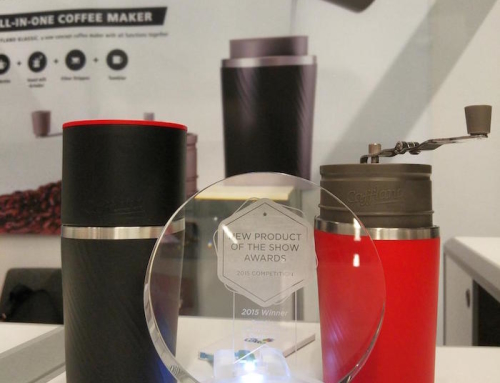 2015 Best Domestic Coffee Equipment Award