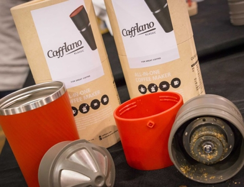 A CAFFEINE FEST POURS INTO MANHATTAN, BRINGING STEAMPUNK BREWS AND DUELING BARISTAS